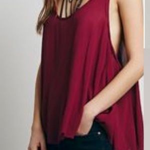Free People Intimately Free Swing Cami NWT